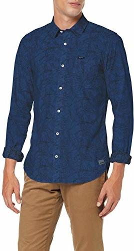 Koszula amazon.de z włoskim kołnierzykiem