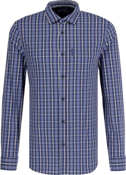 Koszula Armani Exchange w stylu casual z długim rękawem