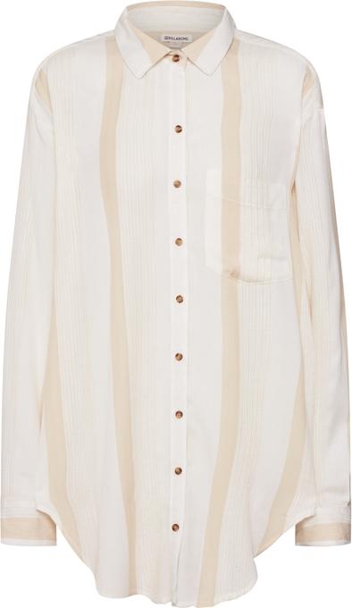 Koszula Billabong z bawełny z długim rękawem