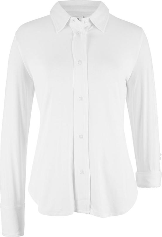Koszula bonprix bpc bonprix collection z długim rękawem