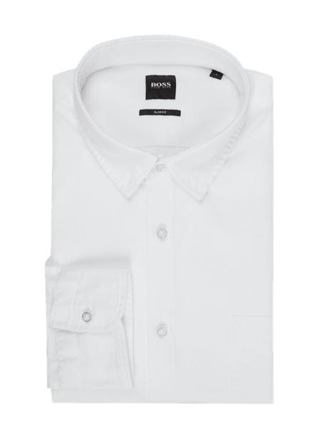 Koszula BOSS Casual z bawełny