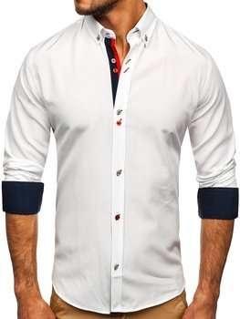 Koszula Denley z długim rękawem