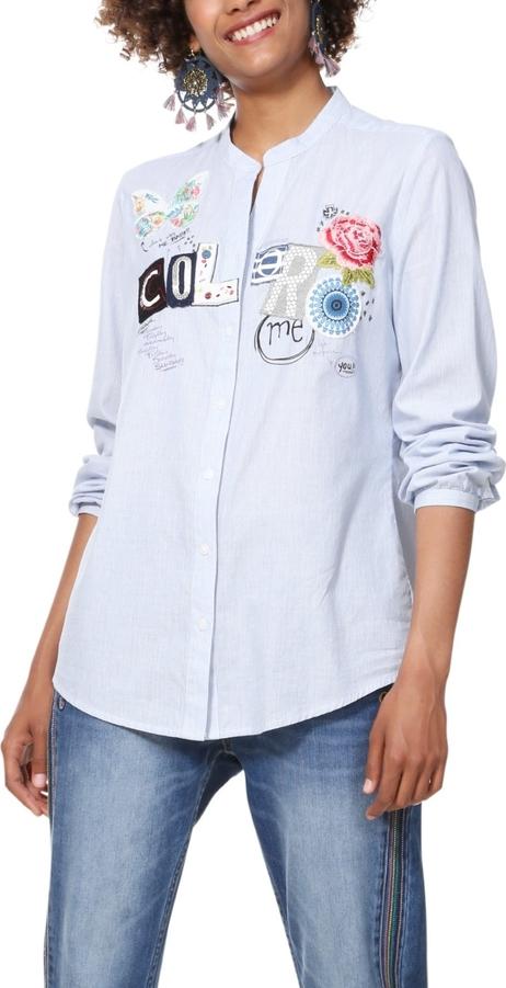 Koszula Desigual w młodzieżowym stylu
