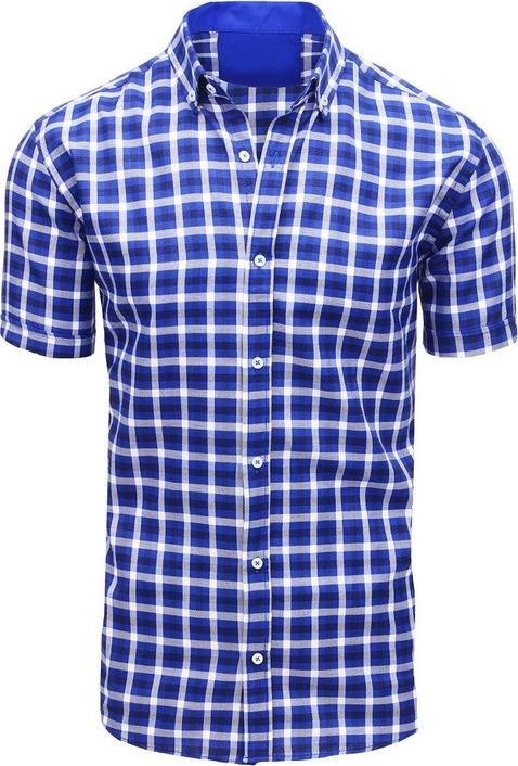 Koszula Dstreet z krótkim rękawem
