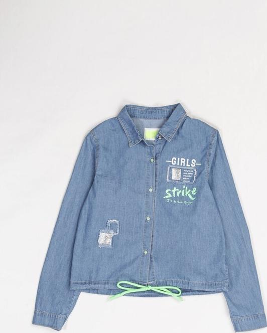Koszula dziecięca born2be z jeansu
