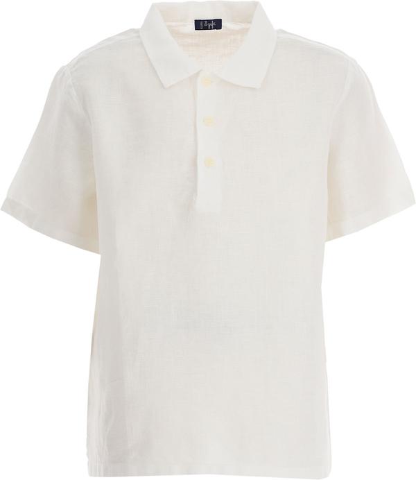 Koszula dziecięca Il Gufo z lnu