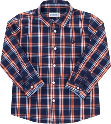 Koszula dziecięca Mayoral w krateczkę