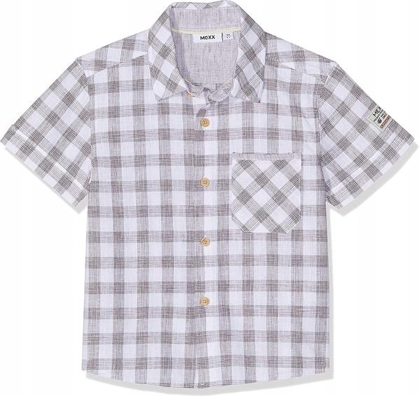 Koszula dziecięca MEXX w krateczkę