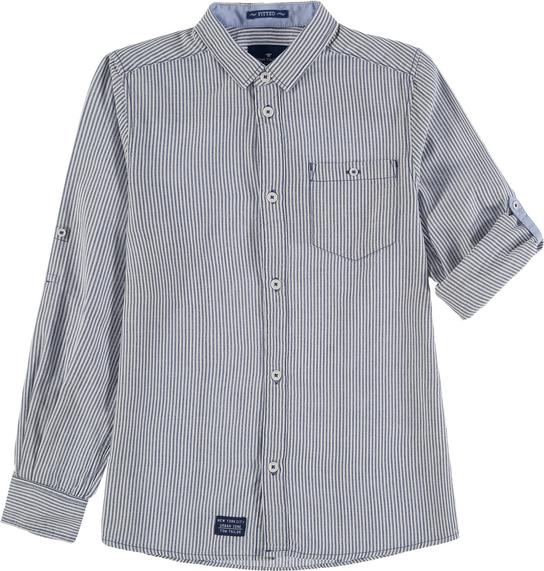 Koszula dziecięca Tom Tailor dla chłopców w paseczki z bawełny