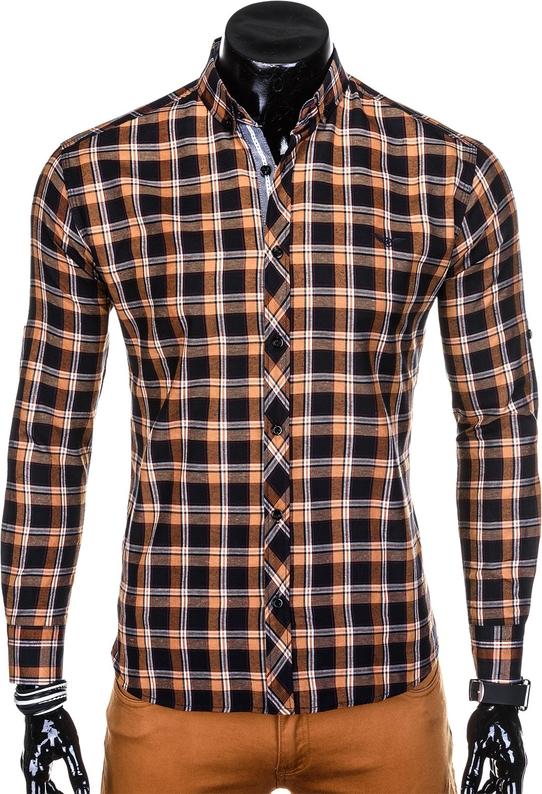 Koszula Edoti z długim rękawem