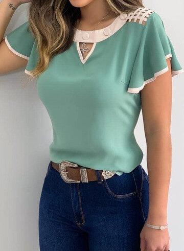 Koszula Elegrina z bawełny