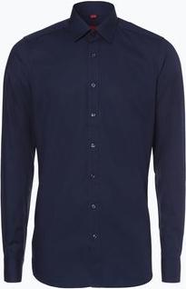 Koszula Finshley & Harding z długim rękawem z bawełny