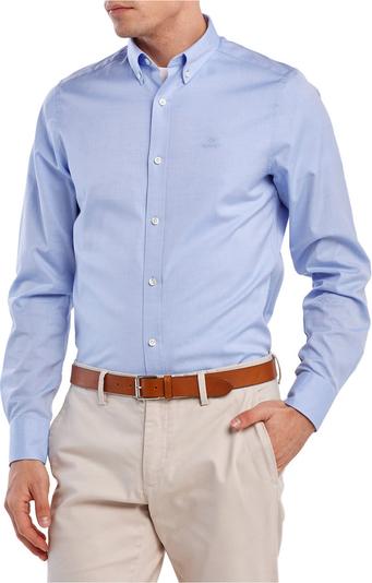 Koszula Gant z kołnierzykiem button down