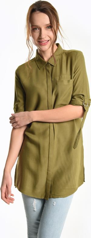 Koszula Gate z krótkim rękawem w stylu casual