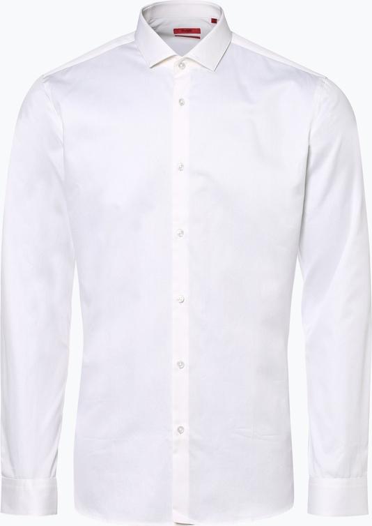 Koszula Hugo Boss z klasycznym kołnierzykiem z długim rękawem