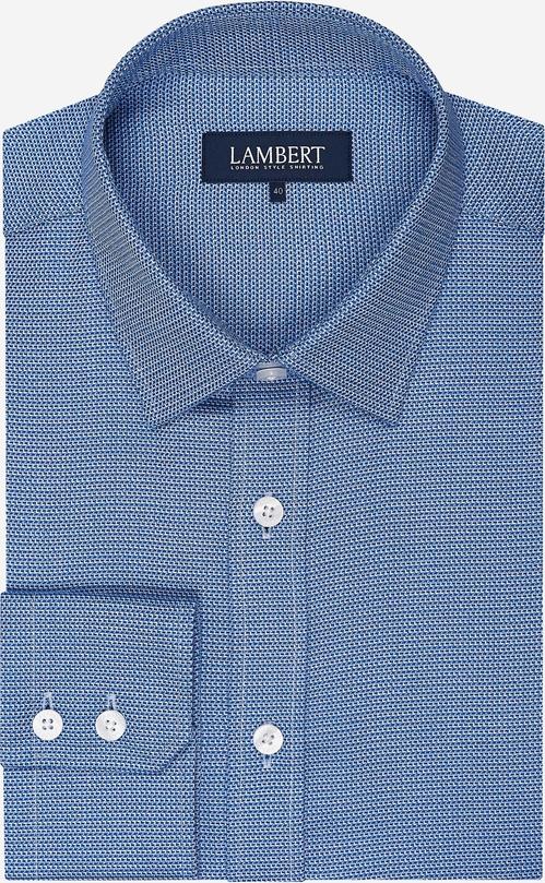 sprzedaż Koszula Lambert z długim rękawem Odzież Męskie  wxezn