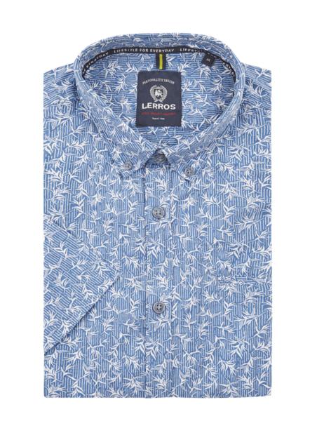 Koszula Lerros z bawełny