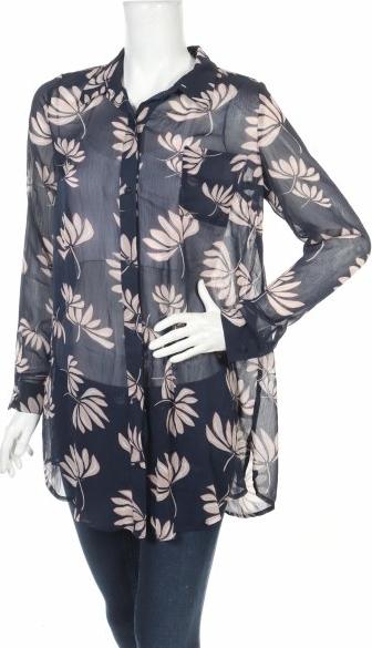 Koszula Mama Licious z długim rękawem w stylu casual