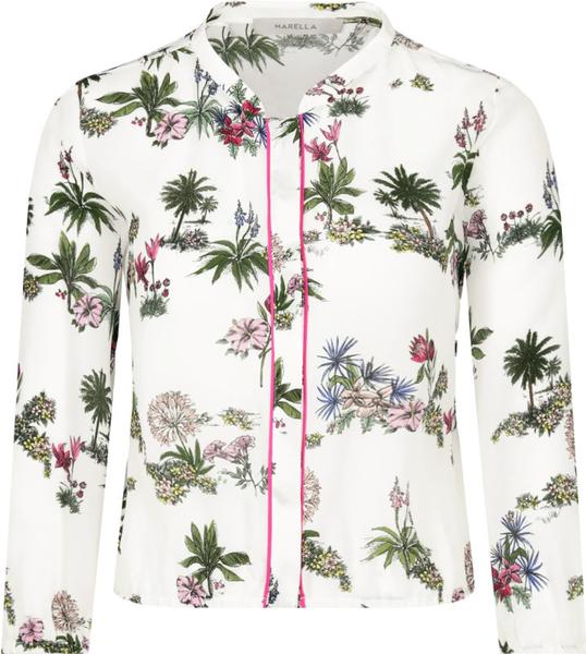 Koszula Marella z jedwabiu w stylu casual