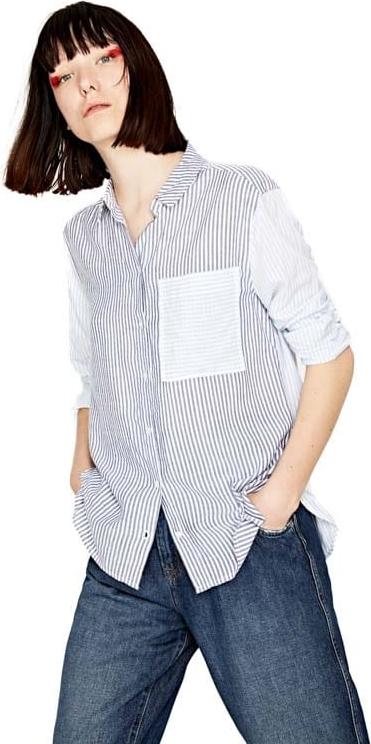 Koszula Pepe Jeans z długim rękawem