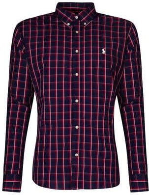 Koszula POLO RALPH LAUREN w stylu casual z bawełny