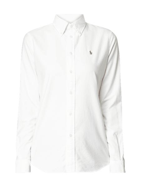 Koszula POLO RALPH LAUREN z bawełny