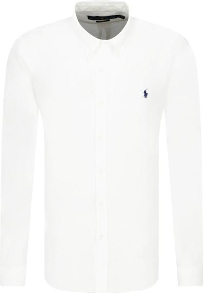 Koszula POLO RALPH LAUREN z długim rękawem z lnu