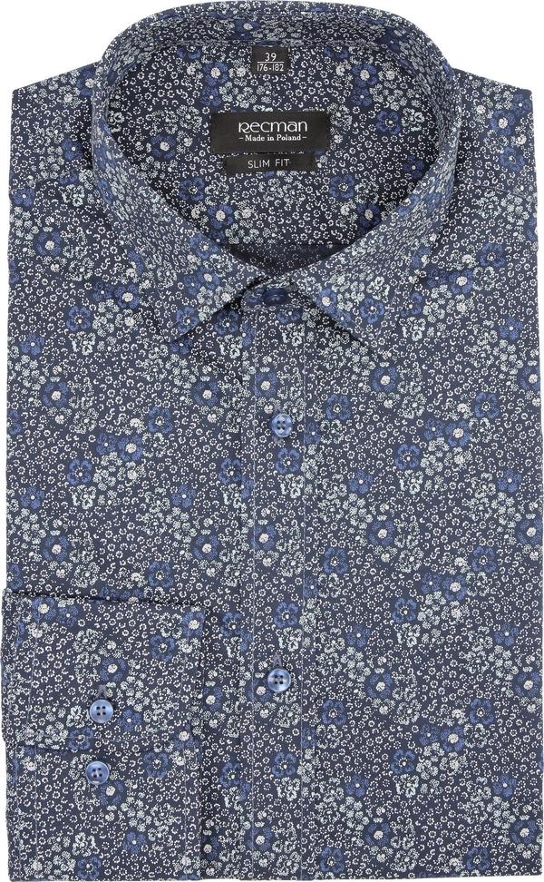 Koszula recman w młodzieżowym stylu