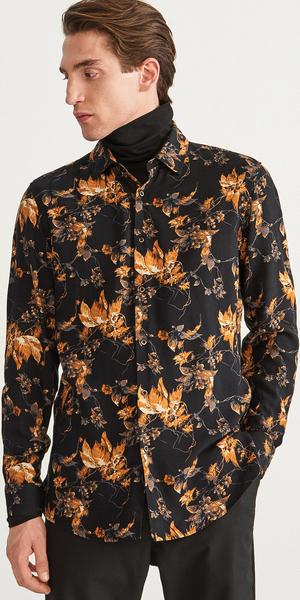 Koszula Reserved w młodzieżowym stylu
