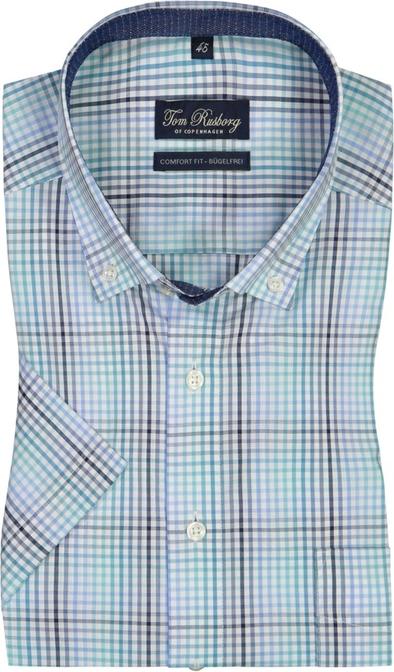 Koszula Tom Rusborg z klasycznym kołnierzykiem z bawełny w stylu casual