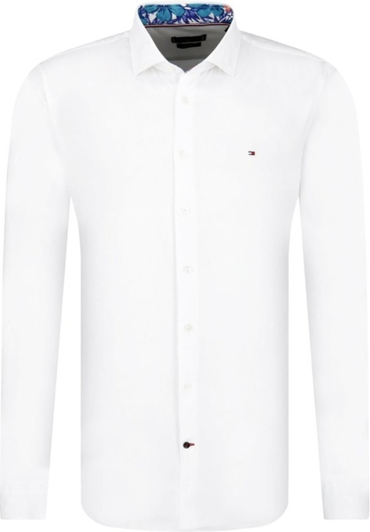 Koszula Tommy Hilfiger Tailored w stylu casual z długim rękawem