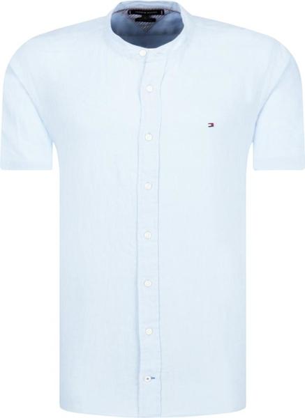 Koszula Tommy Hilfiger z lnu