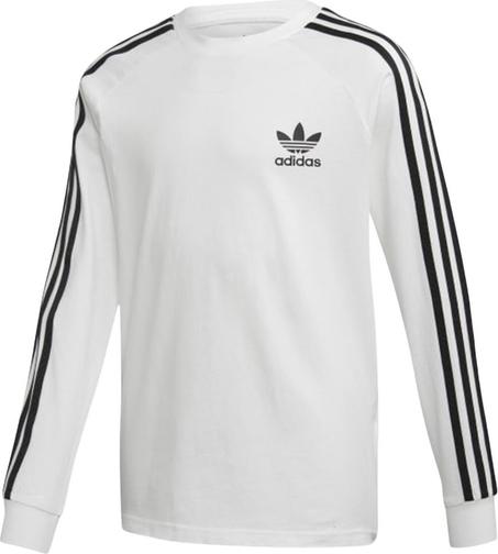 Koszulka dziecięca Adidas z dżerseju z długim rękawem