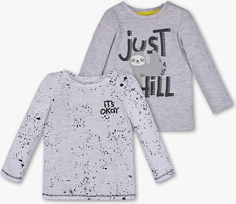 Koszulka dziecięca Baby Club dla chłopców z bawełny