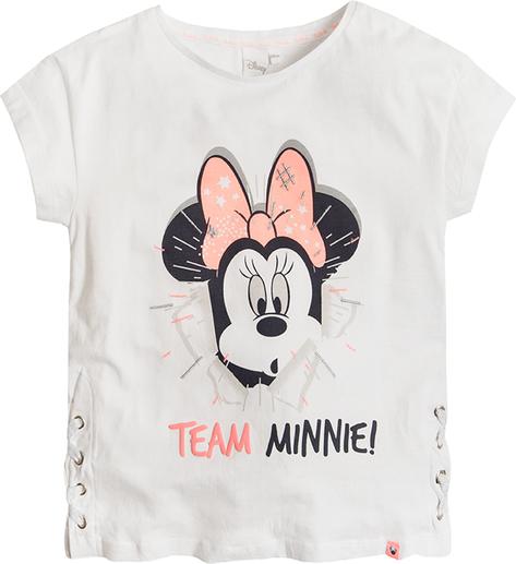 Koszulka dziecięca Cool Club z bawełny z krótkim rękawem