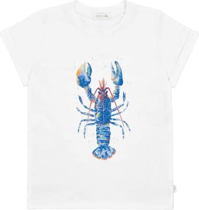 Koszulka dziecięca Ewa Collection z krótkim rękawem