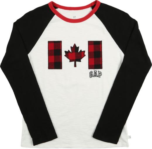 Koszulka dziecięca Gap z bawełny