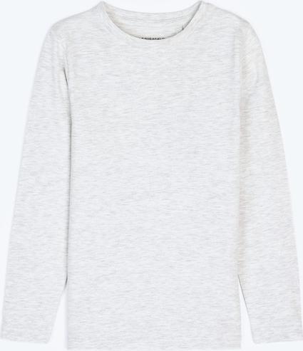 Koszulka dziecięca Gate z bawełny z długim rękawem
