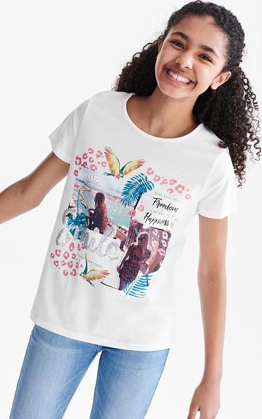 Koszulka dziecięca Here And There