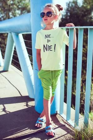 Koszulka dziecięca M-art-a-baby z krótkim rękawem