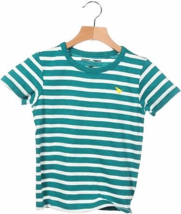 Koszulka dziecięca Next z krótkim rękawem w paseczki dla chłopców