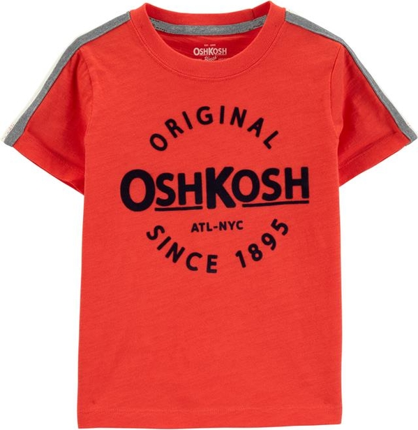 Koszulka dziecięca OshKosh z krótkim rękawem z dżerseju