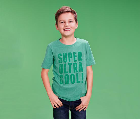 Koszulka dziecięca Tchibo z dżerseju
