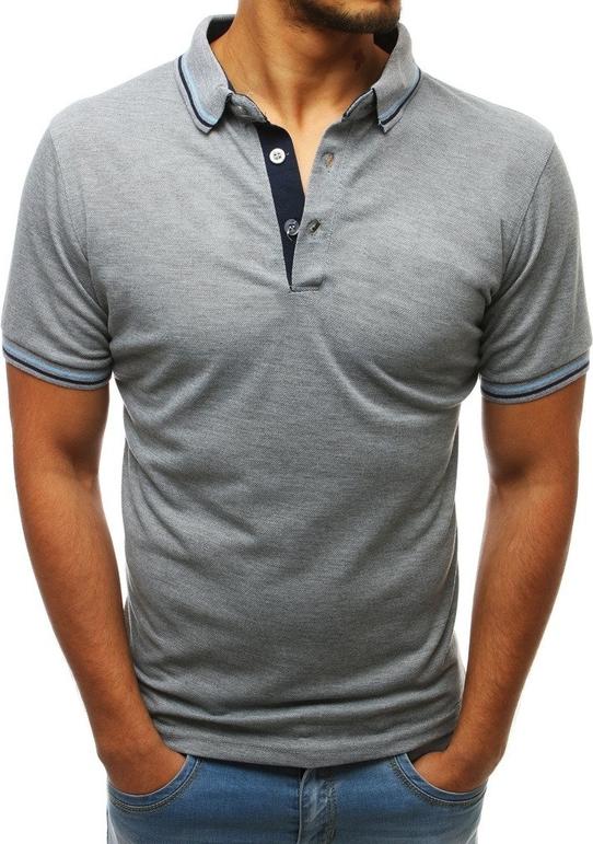 Koszulka polo Dstreet w stylu casual