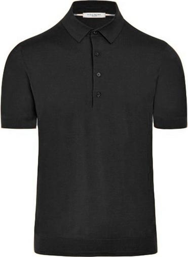 Koszulka polo Paolo Pecora w stylu casual