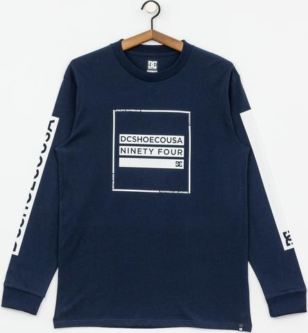 Koszulka z długim rękawem DC Shoes z bawełny z długim rękawem