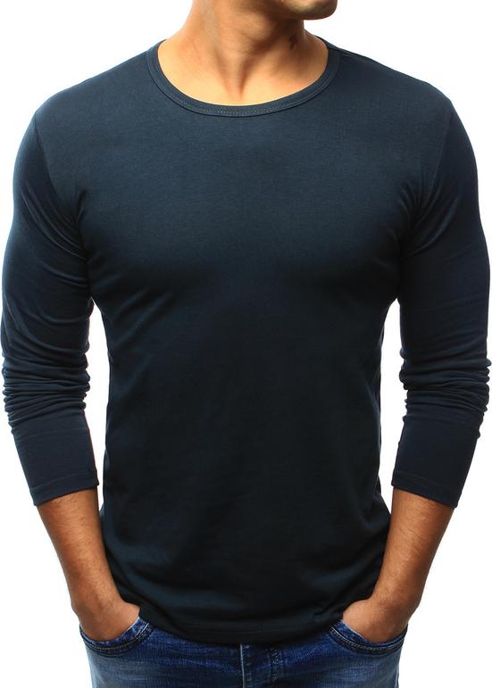 Koszulka z długim rękawem dstreet z bawełny z długim rękawem