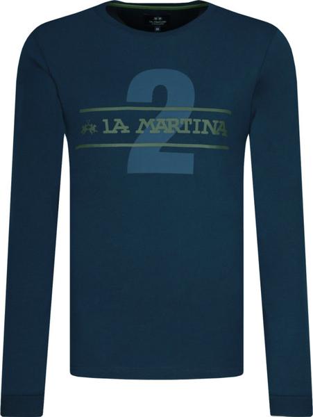 Koszulka z długim rękawem La Martina w młodzieżowym stylu z długim rękawem
