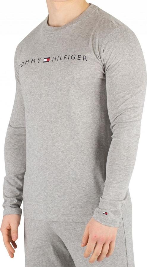Koszulka z długim rękawem Tommy Hilfiger z długim rękawem