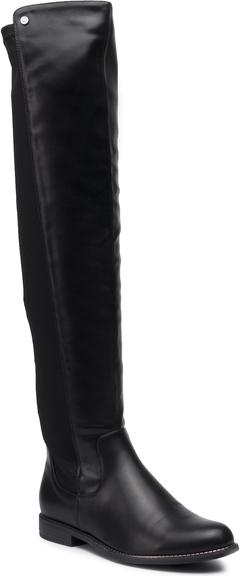 Kozaki DeeZee z płaską podeszwą w stylu casual